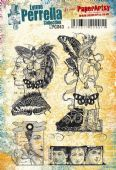 Paperartsy - Lynne Perrella Collection - LPC043